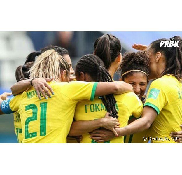 Copa do Mundo Feminina: Brasil faz dois gols no primeiro tempo, mas Austrália vira o jogo