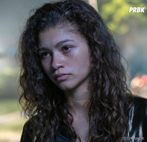 """Zendaya avisou que o primeiro episódio é o mais leve de """"Euphoria"""""""
