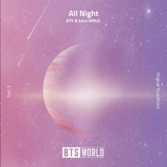 """RM e Suga, do BTS, chamaram o Juice WRLD para """"All Night"""" e o army já tem seu novo hino!"""