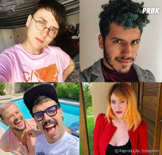 Você precisa começar a acompanhar esses 10 influencers LGBTQ+