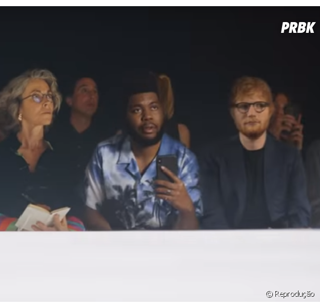 "Ed Sheeran lança seu novo clipe ""Beautiful People"", parceria com Khalid"