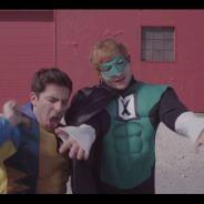 Ed Sheeran se joga no rap de Hoddie Allen e estrela clipe do cantor!