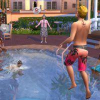 """Finalmente! As famosas piscinas chegaram em """"The Sims 4"""""""