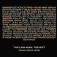 """""""The Lion King: The Gift"""":álbum da Beyoncé para """"O Rei Leão"""" está cheio de parcerias incríveis"""