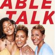 "Jada Pinkett Smith, sua mãe Adrienne e Willow Smith apresentam o programa ""Red Table Talk"" pelo Facebook Watch"