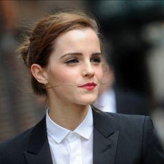 Emma Watson prova que é um mulherão e cria linha de aconselhamento sobre assédio sexual