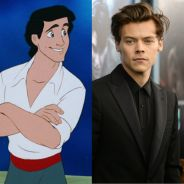 "Harry Styles pode interpretar o príncipe Eric no live-action de ""A Pequena Sereia"""