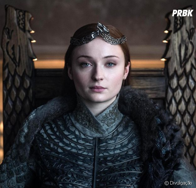 """Game of Thrones"": Sophie Turner revela o que gostaria de ter visto no final da série"