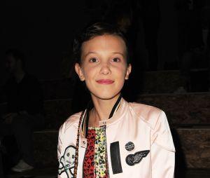 """Millie Bobby Brown mudou MUITO desde que começou a gravar """"Stranger Things"""", em 2016"""