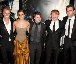 """O elenco de """"Harry Potter"""" sempre se deu bem nos bastidores"""