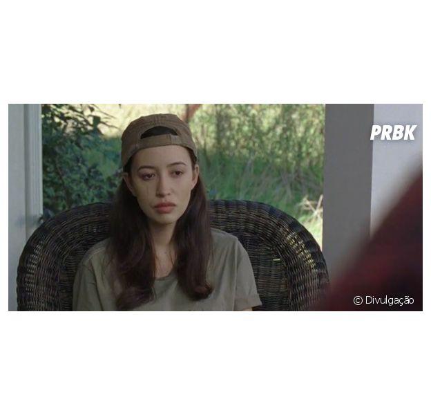 """""""The Walking Dead"""": Christian Serratos, a Rosita, pode sair da série! E agora?"""