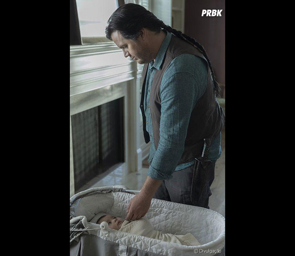 Christian Serratos A Rosita De The Walking Dead Recebeu O