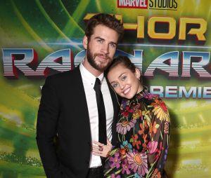 Miley Cyrus e Liam Hemsworth já entraram com o pedido de divórcio