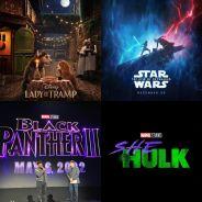 """""""Lizzie McGuire"""", """"Star Wars"""", """"Pantera Negra 2"""" e mais: confira tudo que rolou na D23 Expo 2019"""