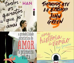 Faça o teste e descubra qual livro de romance mais combina com o seu signo