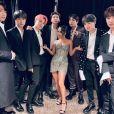 BTS e Becky G interagem no Twitter e os fãs já estão sedentos por essa parceria