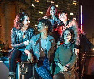 """""""As Five"""": veja a primeira foto do spin-off de """"Malhação - Viva a Diferença"""""""
