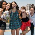 """""""As Five"""": Globo divulga primeira foto da série"""