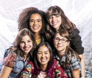 """Foi divulgada a primeira imagem de """"As Five"""", spin-off de """"Malhação - Viva a Diferença"""""""