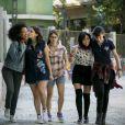 """Veja a primeira foto oficial de """"As Five"""", o spin-off de """"Malhação - Viva a Diferença"""""""