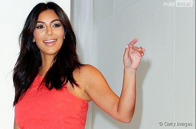 Kim Kardashian é a protagonista da edição de Inverno 2014 da revista Paper