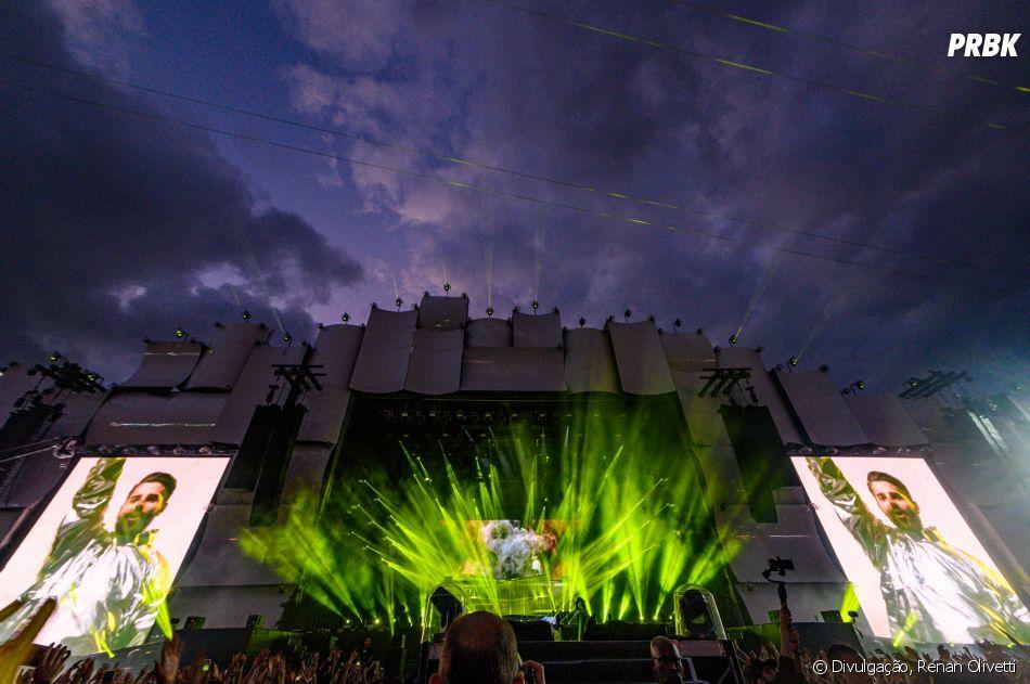 Show de Alok no Rock in Rio 2019 foi eleito um dos melhores da primeira semana