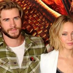 Jennifer Lawrence ajudou Liam Hemsworth a superar término com Miley Cyrus