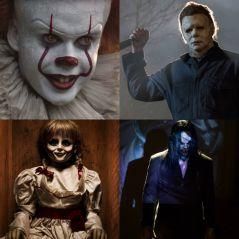 10 personagens de filmes de terror que ninguém gostaria de encontrar numa rua escura