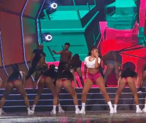 Ludmilla fez um medley com sucessos atuais no Prêmio Multishow 2019
