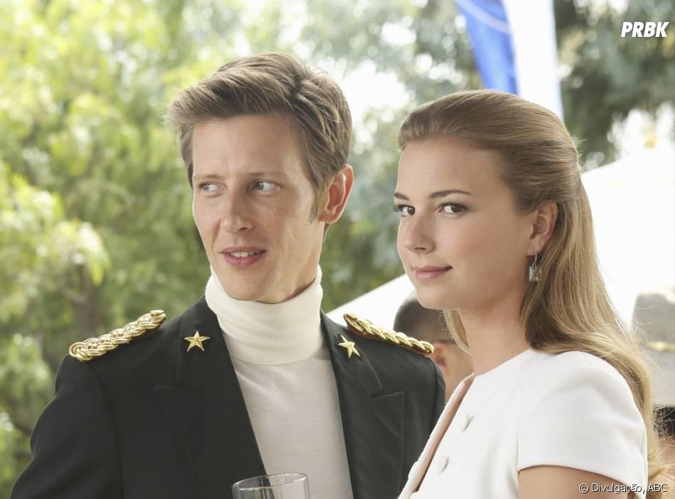 """ABC está desenvolvendo sequência de """"Revenge"""", de acordo com site americano"""