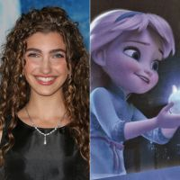 """Adolescente que dublou Elsa em """"Frozen"""" ganhou apenas R$ 2.300"""