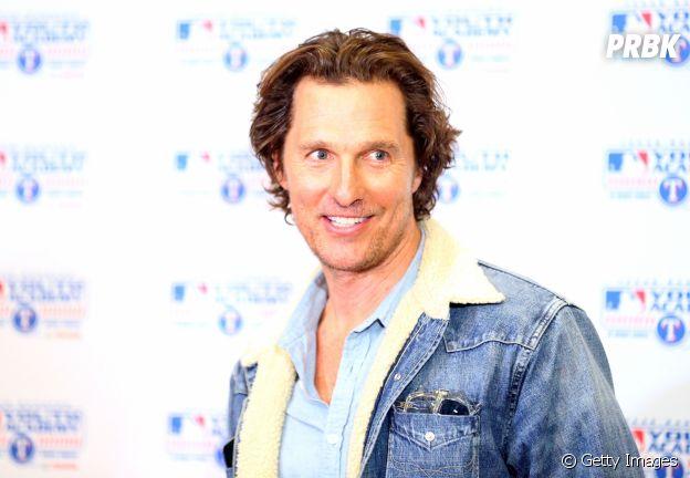 """Avenida Brasil"" internacional: Matthew McConaughey seria Max"