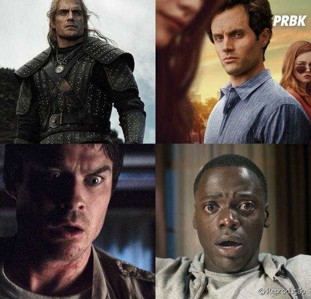 """""""The Witcher"""", """"Corra!"""" e muito mais: confira a lista de estreias da Netflix em dezembro"""