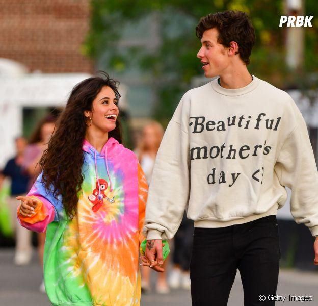 Camila Cabello assume que já sentia conexão com Shawn Mendes lá em 2015!