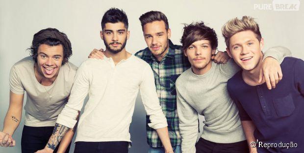"""One Direction libera novo CD com anúncio do clipe para a música """"Night Changes"""""""