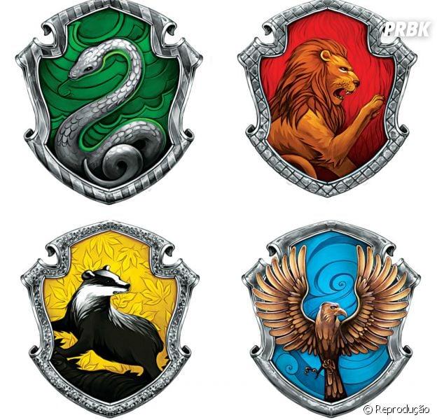 """Teste """"Harry Potter"""": quanto conhecimento você tem sobre as Casas de Hogwarts?"""