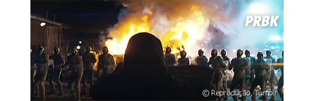 """A trama de """"Jogos Vorazes: A Esperança - Parte 1"""" vai girar em torno de uma revolução iniciada no Distrito 13"""