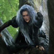 """Meryl Streep aparece cantando em vídeo do musical """"Caminhos da Floresta"""""""