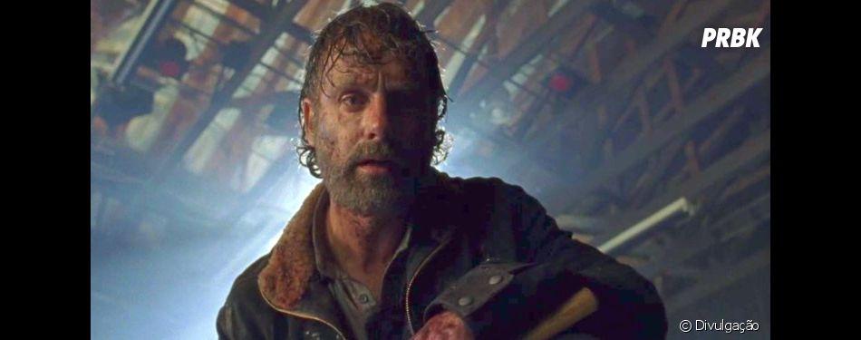 """""""The Walking Dead"""" está atualmente em sua 10ª temporada"""