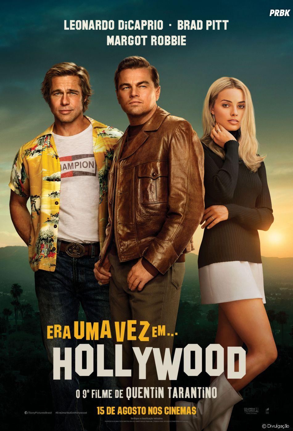 """Oscar 2020: """"Era Uma Vez Em... Hollywood"""" está concorrendo na categoria de Melhor Filme"""