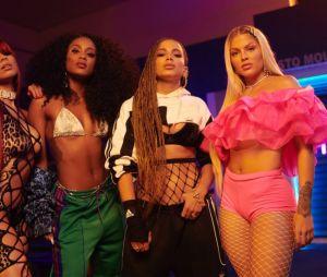 """Como não colocar """"Combatchy"""", da Anitta com Lexa, Luisa Sonza e MC Rebecca nessa lista de hits do verão?"""