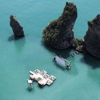 Telão no meio do mar? Conheça Archipelago, o cinema mais legal do mundo!
