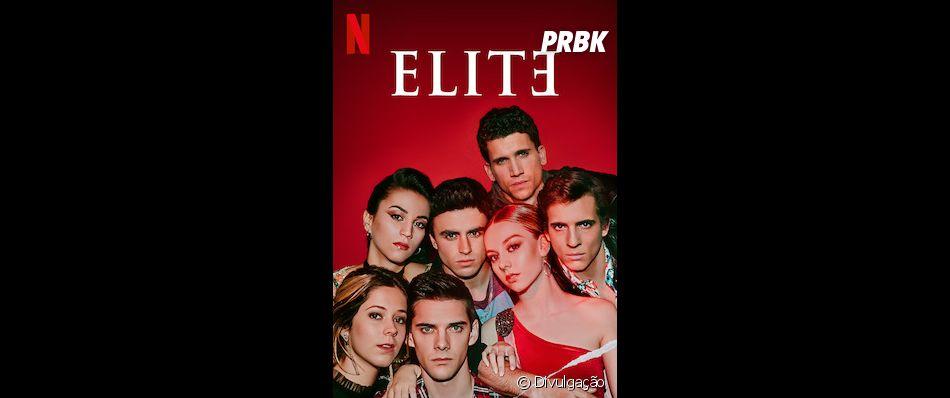 """""""Elite"""": elenco da série deve mudar após a 3ª temporada, diz site"""