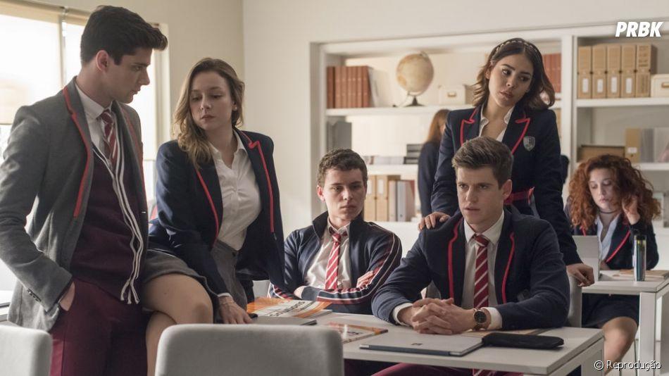 """3ª temporada de """"Elite"""" irá estrear na Netflix em março de 2020"""