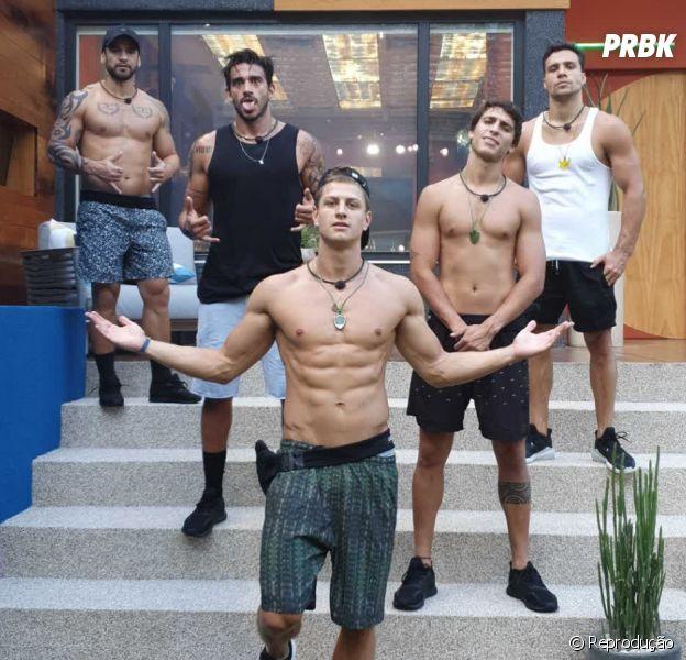 """""""BBB20"""": público está revoltado com os homens do programa"""