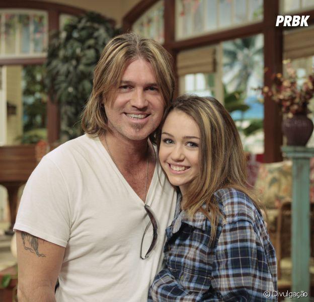 """Hannah Motana"": série pode ganhar spin-off sobre Robby Stewart (Billy Ray Cyrus)"