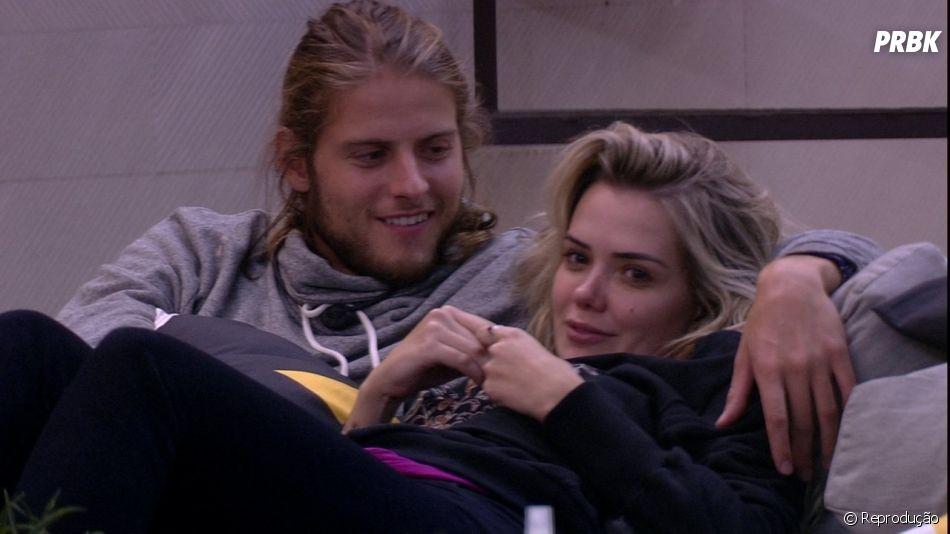 """""""BBB20"""": o público acha que Daniel está se aproximando de Marcela porque sabe o quanto ela é forte"""