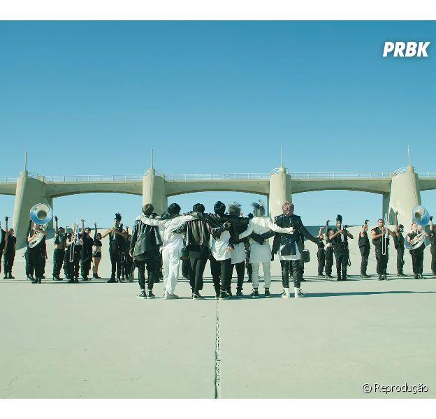 "BTS lançou o álbum ""MAP OF THE SOUL: 7"" nesta sexta-feira (21)"