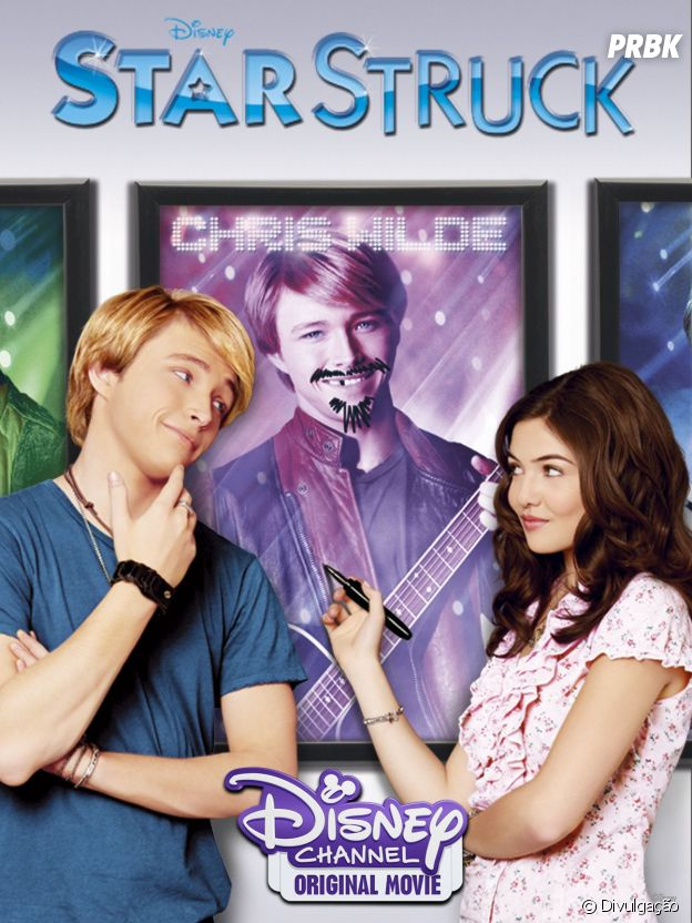 """Starstruck"" foi a aposta do Disney Channel em 2010"