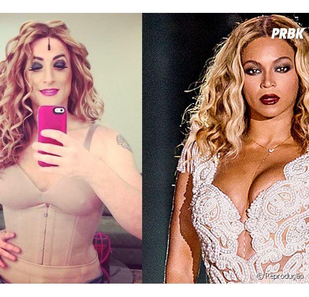 Paulo Gustavo publica vídeo em homenagem a Beyoncé